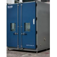 Compact Walk In Test Chamber , Controlled Environment Chamber For Full Size Solar Panels
