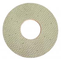 China Surface Flap Vitrified Diamond Grinding Wheels , Diamond Grinding Disc For Glass wholesale