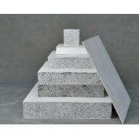 China Custom Thickness Fiber Cement Wall Panels Exterior Panels For Commercial Buildings wholesale