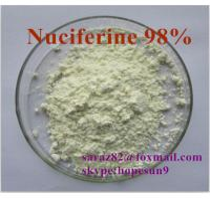 China nuciferine lotus leaf extract 98% wholesale