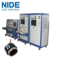China Air Condition Motor Stator Testing Panel Equipment, stator tester machine wholesale