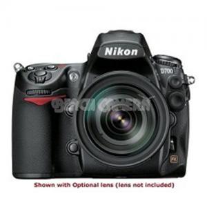 China Nikon D700 12MP FX Pro DSLR Body Dealer-25444-best digital slr camera-nikon digital camera on sale