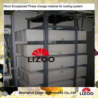 China Neatly Packed PCM Phase Change Materials board in BTS Telecom Shelter to Save Space wholesale