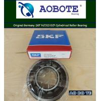 China SKF NJ313 ECP Cylindrical Roller Bearings With Steel Cage ABEC-5(P5) wholesale