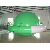 China Inflatable Water games / inflatable water saturn / climbing tower air tight pvc tarpaulin wholesale