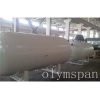 Quality Chemical LPG Storage Pressure Vessel Tank For Military , Air Pressure Vessels for sale