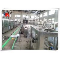 China Electric Driven Automatic Liquid Filling Machine For Wine Washing Filling And Sealing wholesale