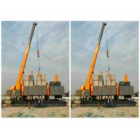 China High Speed Hydraulic Static Pile Driver 141KW Piling Power Unique Design wholesale
