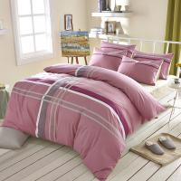 China Queen Size Cotton Adults Bedding Sets For Womens / Mens Premium Reactive Printing wholesale