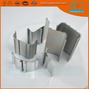China Aluminium c shape profile , aluminum c profile for customized size extruded aluminium profile wholesale