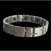 China Wholesale supply magnetic stainless steel bracelet wholesale
