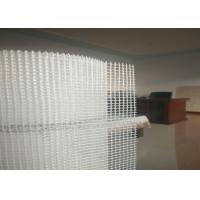 China HDPE Geonet, 135GSM Alkali Resistant Fiberglass Mesh Custom Color For Wall Covering wholesale