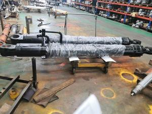 China cat E349D2  boom  hydraulic cylinder caterpillar heavy equipment spare parts high quality wholesale