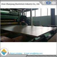 China 1220 Mm X 2440 Mm Mill Aluminium Alloy Sheet / 2.0mm 5052 Aluminum Plate wholesale