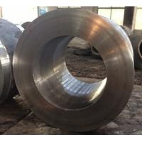 China GB ASTM Pipeline Barrel Forged Cylinder Sleeve Carbon Steel Forging wholesale