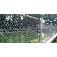 Buy cheap Removable Sport Traffic Pedestrian safety Crowd Control Barrier from wholesalers
