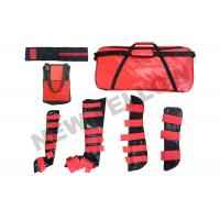 China Medical Foam First Aid Product Fracture Splint Set For Rescue Wounded Patients wholesale