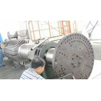 Quality Mining Industrial Alloy Steel Forging Crank Shaft With Rotating Engine for sale