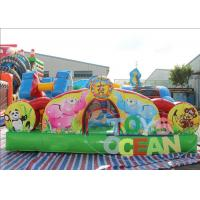 China Kids Toys Indoor Inflatable Playground Equipment Commercial Backyard Jumper Castle wholesale