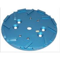 Buy cheap 250mm Diamond Floor Grinding Plate for Concrete from wholesalers