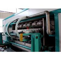 Buy cheap 8 Faces Rotary Pulp Molding Equipment / Paper Egg Tray Production Line from wholesalers