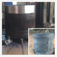 Quality Forged Shell Heavy Steel Forgings Special Sizes Manufacturing & Mining Cylinder Forgings for sale