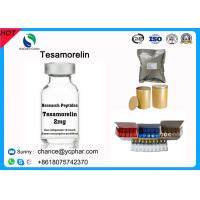 China Top Purity Tesamorelin Peptide /TH9507 Reduce Excess Deep Belly Fat Egrifta And Muscle Growth CAS 106612-94-6 wholesale