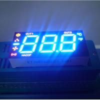 Quality Multiplexed Seven Segment LED Display Ultra White For Heating / Cooling Control for sale