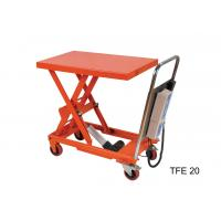 China General Fixed Electric Lift Table Platform For Metal Industry And Workshop wholesale