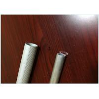 China Aluminum Extruded Hollow Profiles Light weight Aluminum Tubing / Bar / Pipe on sale