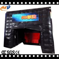 China high quality truck mobile 7d interactive cinema 7d cine 7d cinema chair for sale on sale