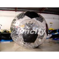 Durable Tpu/Pvc Material Children / Adults Inflatable Zorb Ball