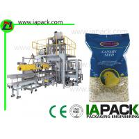 China Seed Open Mouth Bagging Machine on sale