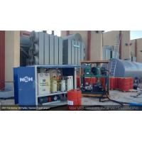 China High Vacuum Transformer Oil Purifier With Steel Cover Enclosure Dehydration wholesale