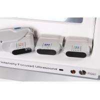 Buy cheap Multi Functional 5 Probes Hifu Machine For Body Slimming / Face Lifting CE from wholesalers
