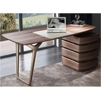 China American Dark Walnut Wood Furniture Nordic design of Writing Desk Reading table in Home Study room Office Furniture wholesale