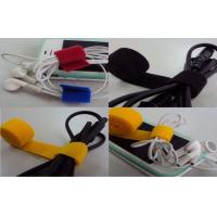 Quality Industrial Strength Tape , Yellow Hook And Loop Tie Down Straps for sale