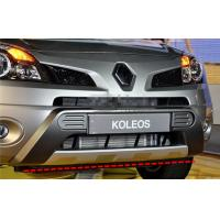 China Renault Koleos 2009 Car Bumper Guard Front And Rear Customized on sale