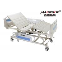China Five Function Variable Height Hospital Bed Electric Medical Equipment wholesale