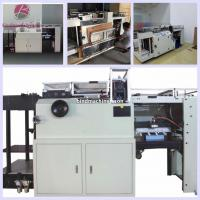 China Automatic Calendar hole punching machine SPB550 with high speed wholesale