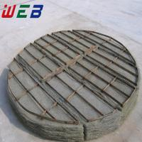 China Stainless Steel Oil Filtration Demister Pad (DN300-DN6000) wholesale