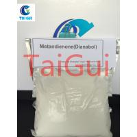 China Metandienone Dianabol 99% D - bol Oral Anabolic Steroids for Men Muscle Growth 72-63-9 DBOL wholesale