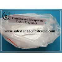 China Assay 99% Testosterone isocaproate Testosterone Steroid CAS 15262-86-9 wholesale