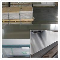 China Professional DC / CC Mill Finish Aluminum Sheet with 1100 1050  3003 3105 5052 wholesale
