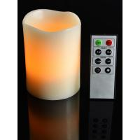 China Battery Operated Candles w Remote Control on sale