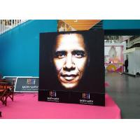 China High Definition P3.9 Foldable Led Screens , Digital Remote Led Video Wall Display For Hire wholesale