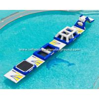 China Kids Commercial Inflatable Water Parks, Funny Inflatable Water Toys For Pool on sale