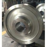 China Pre - Machined Gear Forging Flange / Ring Rolling Forging With High Strength wholesale