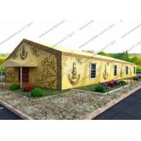 China Colorful Painting Decoration Event Tents PVC Cover For Outdoor Hajj wholesale
