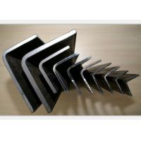 China Equilateral Mild Steel Angle Bar2mm - 16mm Thickness Customized Length on sale